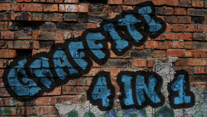 Graffiti 4 In 1 Pack: After Effects Templates