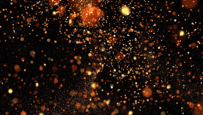 Particle Supernova: Stock Motion Graphics