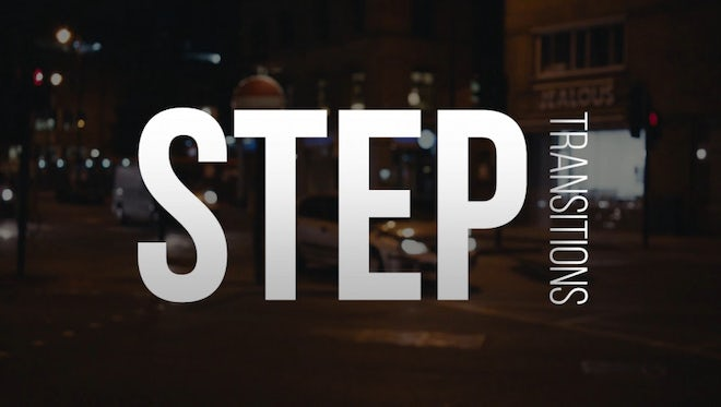 Step-By-Step Transitions: Premiere Pro Templates