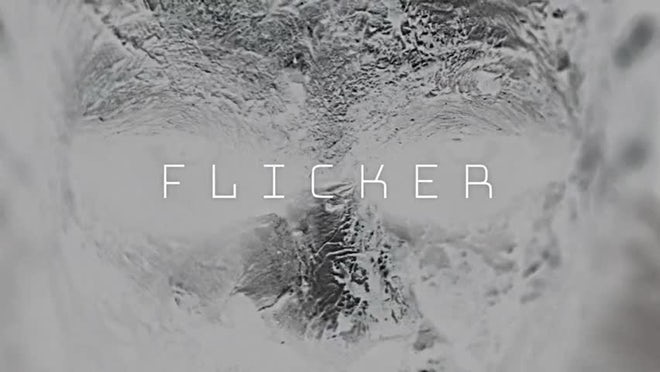 Glitch: Flicker: Transitions