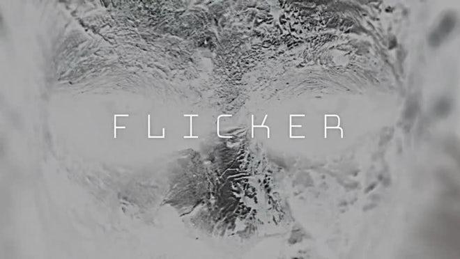 Glitch: Flicker: Transitions