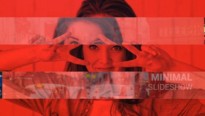 Hip Hop Slideshow: Premiere Pro Templates