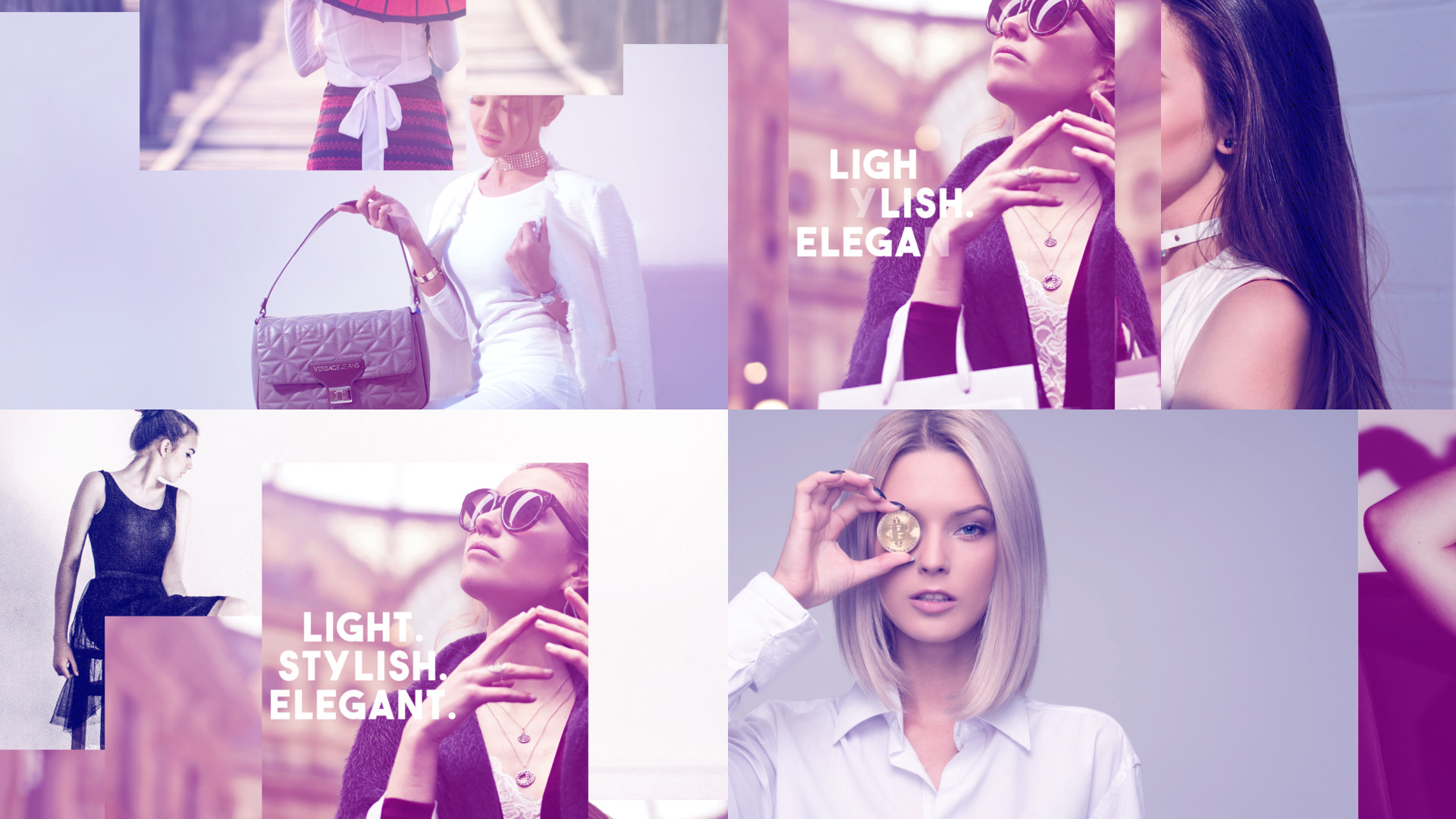 Fashion Slideshow - After Effects 102168