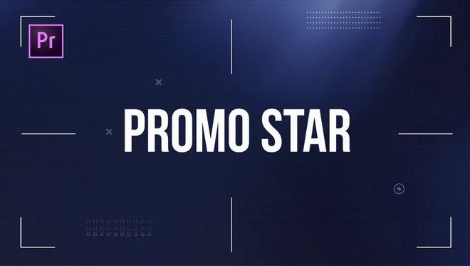 Promo Star: Premiere Pro Templates