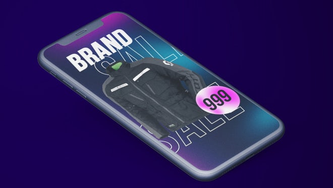 Instagram Stories Shop Product Event: After Effects Templates