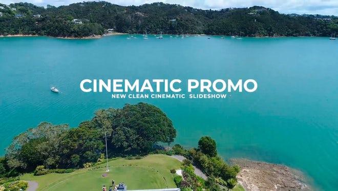 Dynamic Cinematic Promo : Premiere Pro Templates