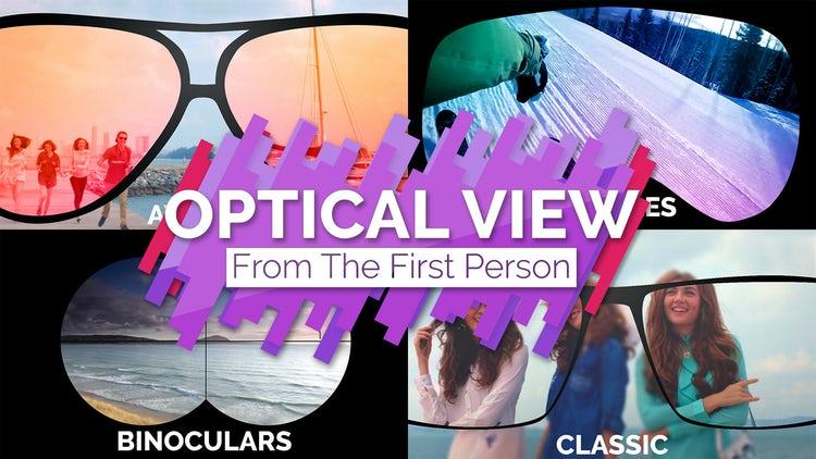 Optical View: Premiere Pro Presets