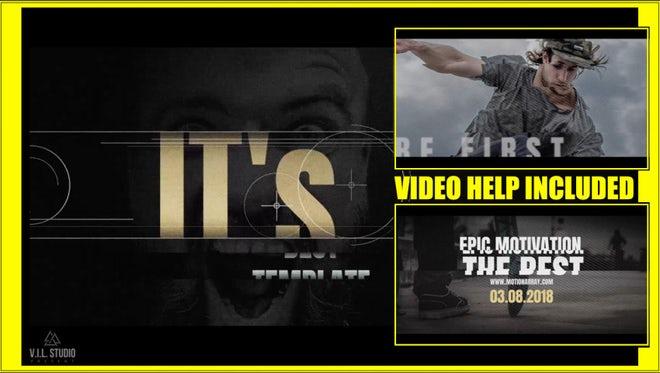 Epic Motivation: Premiere Pro Templates