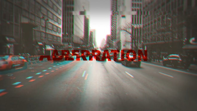 Aberration: After Effects Templates
