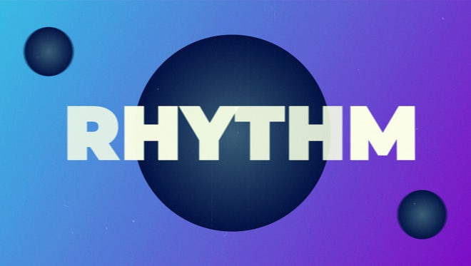 Dynamic Rhythm Opener : After Effects Templates