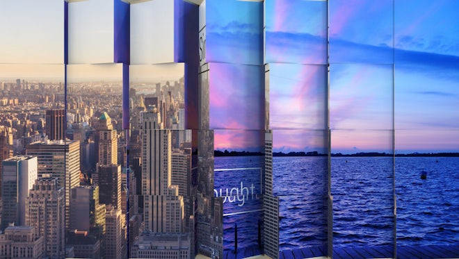 3D Cubes Slideshow: After Effects Templates