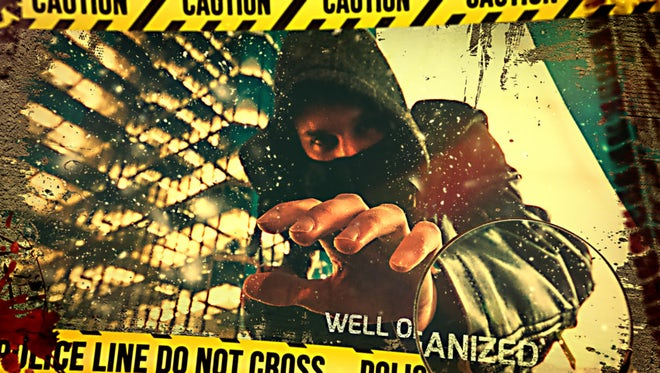 Crime - Grunge Trailer: After Effects Templates