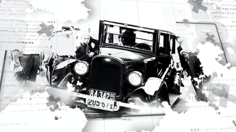 4K Documentary Historical: After Effects Templates