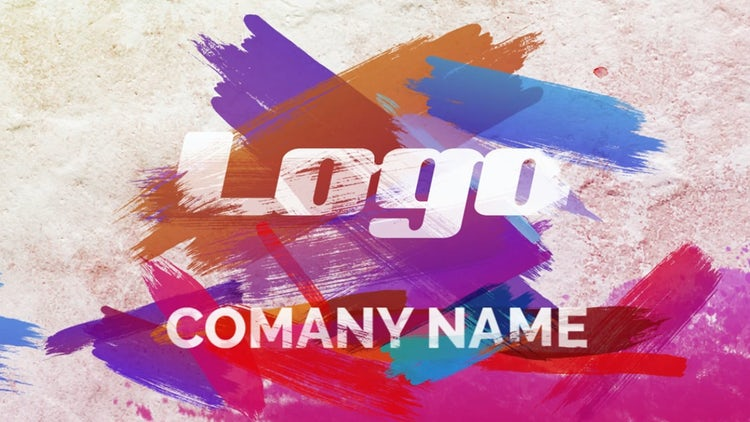 Brush Stylish Logo: Premiere Pro Templates