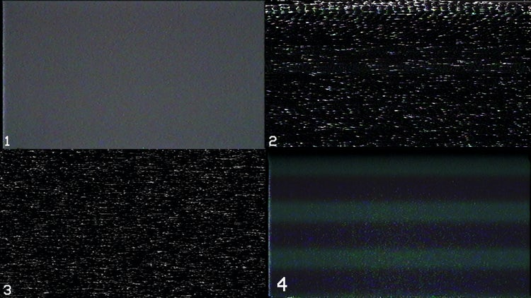 VHS Background Pack : Stock Motion Graphics