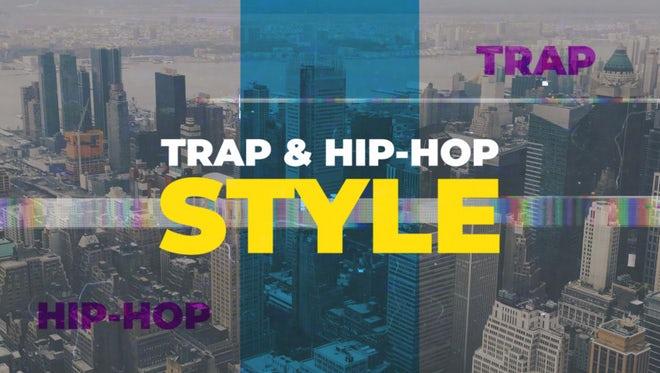 Hip-Hop & Trap Style: Premiere Pro Templates