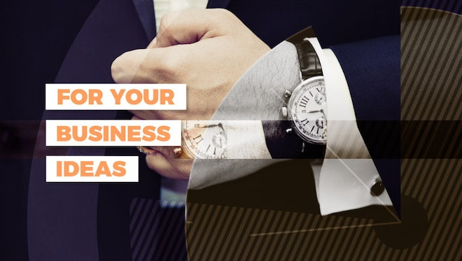 Corporate Glitch Slideshow: After Effects Templates