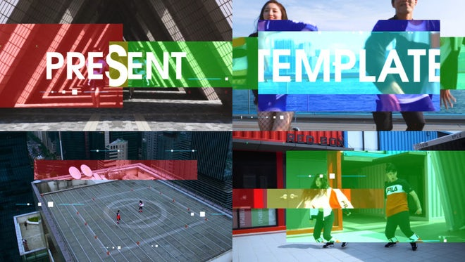 Dance Promo: After Effects Templates