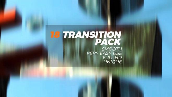 Transition: Premiere Pro Templates