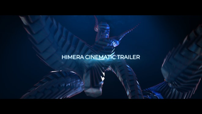 Himera Cinematic Trailer: After Effects Templates