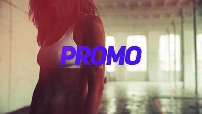 Trendy Active Promo: Premiere Pro Templates