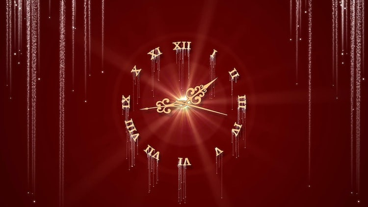 Time Flies Clock Pack: Stock Motion Graphics