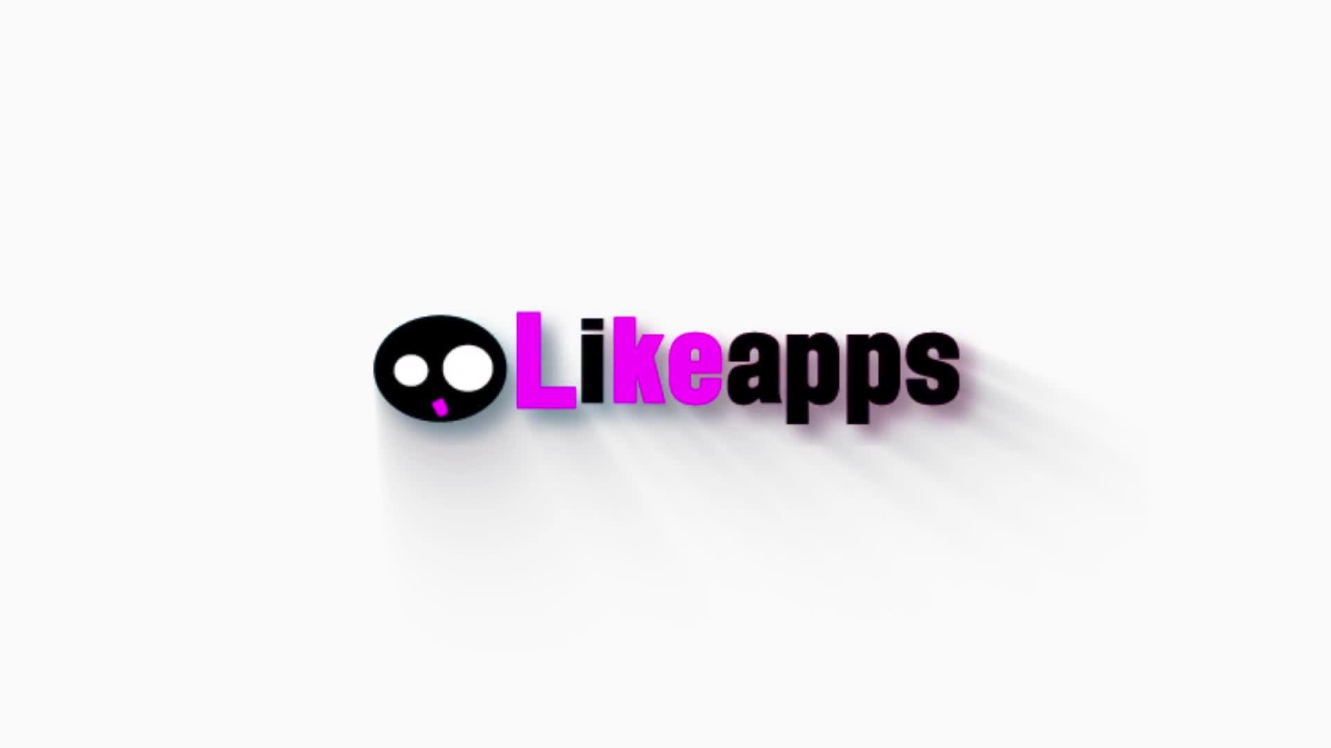 Creación Logotipo LikeApps