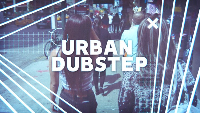 Urban Dubstep: After Effects Templates