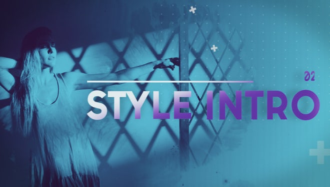 Opener Style: After Effects Templates