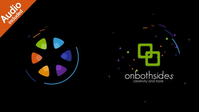 Logo and Shape: After Effects Templates