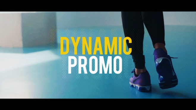 Motivation Promo: Premiere Pro Templates