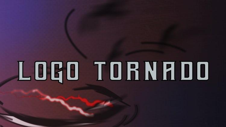 Logo Tornado: After Effects Templates