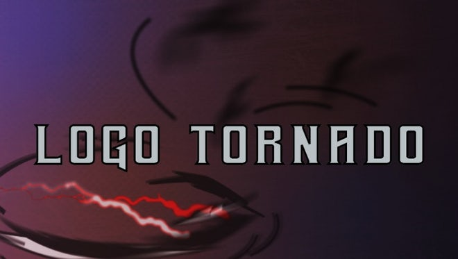 Logo Tornado: After Effects Templates