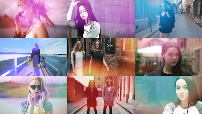 Multi-Tone Light Leaks Pack: Stock Motion Graphics