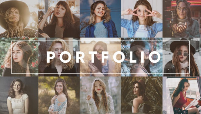 Logo - Multi Photo Opener: After Effects Templates