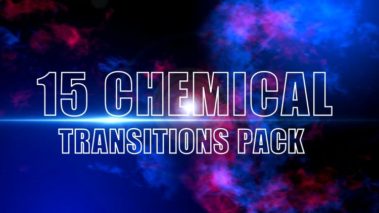 Chemical Transition Pack: Stock Motion Graphics