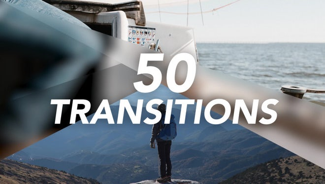 Transitions: Premiere Pro Templates