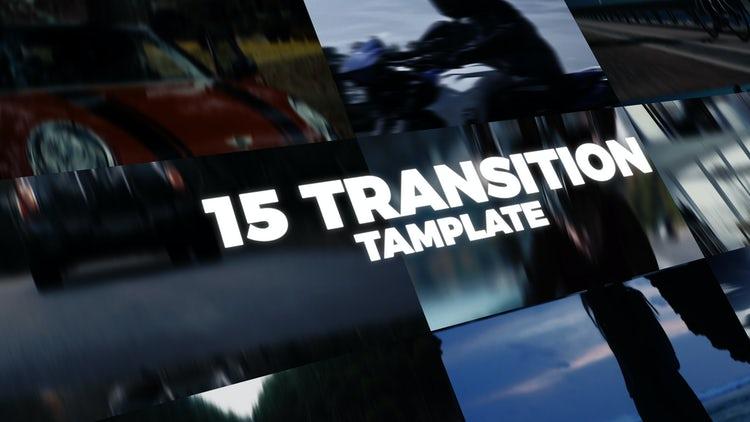 Transition v2: Premiere Pro Templates