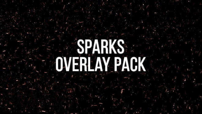 Sparks Pack: Stock Motion Graphics