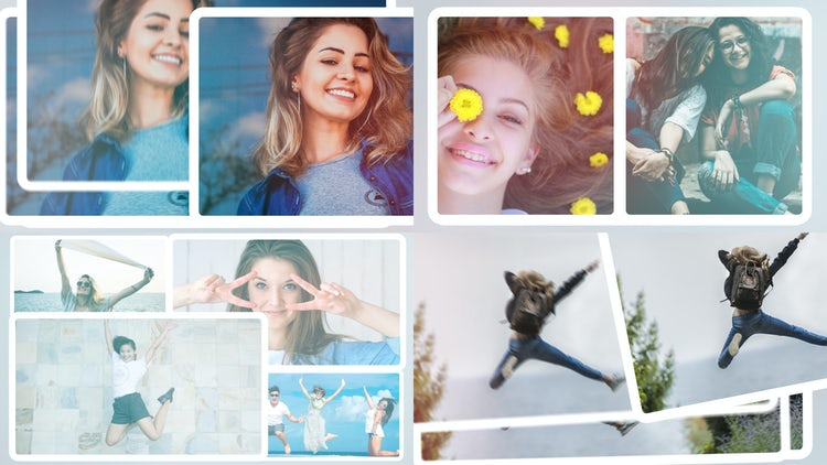 Photo Album: After Effects Templates
