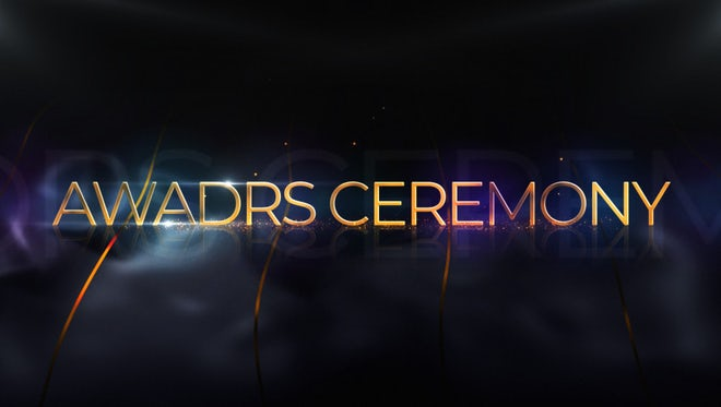 Luxury Awards Slideshow: After Effects Templates
