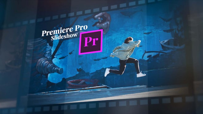 Slideshow: Premiere Pro Templates