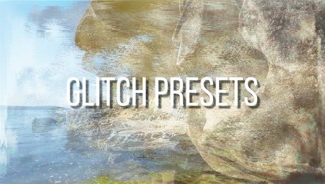 30 Glitch Presets: Premiere Pro Presets