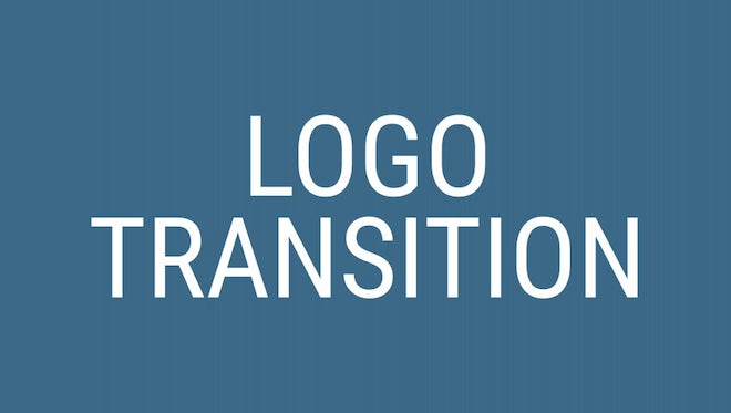 Logo Transition: Premiere Pro Templates