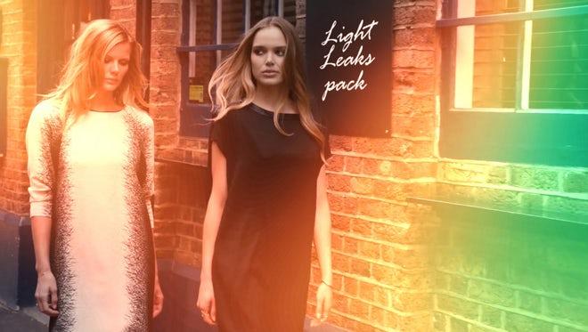 New Light Leaks: Premiere Pro Presets