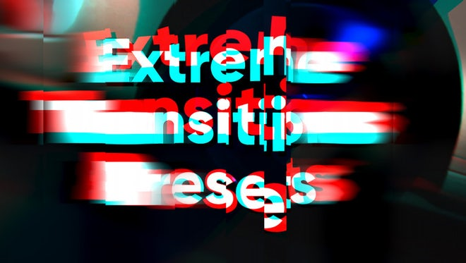 Extreme Transitions Presets: Premiere Pro Presets