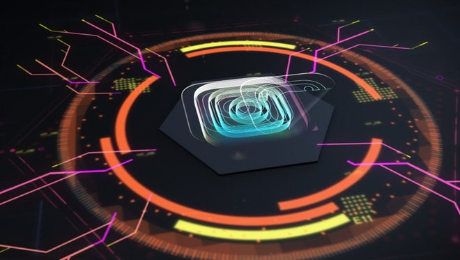 Digital Logo Reveal: After Effects Templates