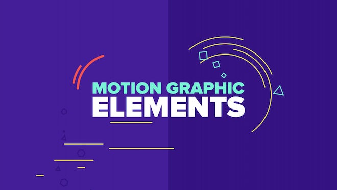 Motion Graphics Elements: After Effects Templates