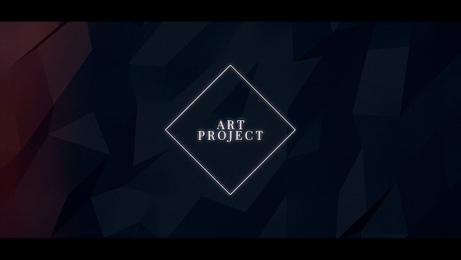 Art Project: After Effects Templates