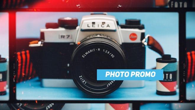 Photo Promo: Premiere Pro Templates
